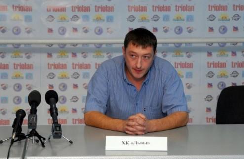 """ПХЛ. Чиканцев: """"История Львов только начинается"""""""