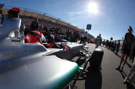 Формула-1. Шумахер хочет поскорее забыть гонку в Мельбурне
