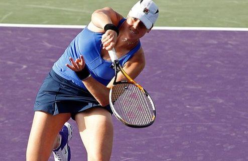 Майами (WTA). Триумфальное возвращение Клейбановой