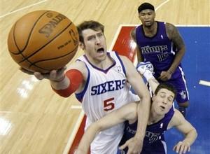 НБА. Филадельфия прощается с Носиони