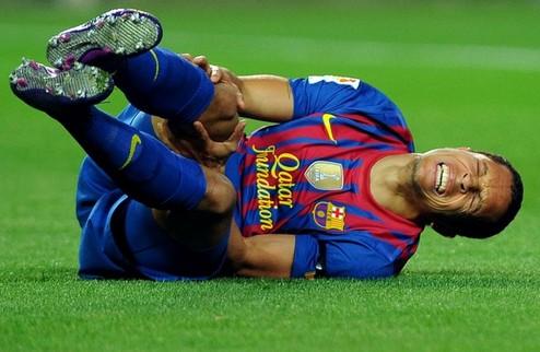 Барселона теряет Адриано