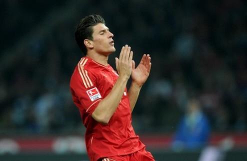 Агент: Гомес готов продлить контракт с Баварией