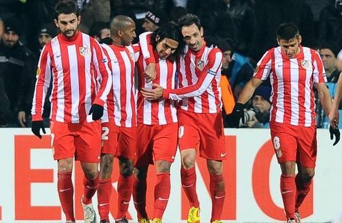 Атлетик проигрывает Атлетико, Валенсия — Сарагосе + ВИДЕО
