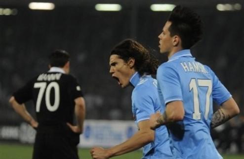 Наполи выходит в финал Кубка Италии + ВИДЕО