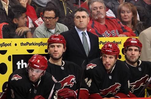 НХЛ. Лига рассмотрит возможность переезда Финикса