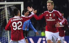 Макси Лопес: Милан сильнее Ювентуса