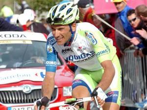 Велоспорт. Бассо получил травму