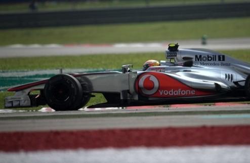 Формула-1. Гран-при Малайзии. Хэмилтон продолжает доминировать