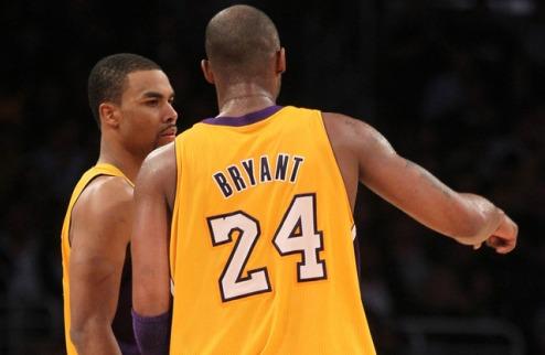 НБА. Брайант доволен Сешнсом