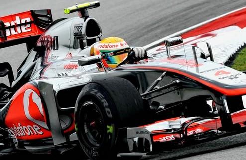 Формула-1. Гран-при Малайзии. Первый ряд Хэмилтона — Баттона, тактический сюрприз от Феттеля