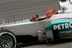 """Формула-1. Шумахер: """"Мы добились серьезого прогресса"""""""