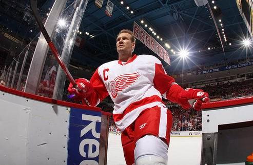 НХЛ. Детройт: возможное возвращение Лидстрема