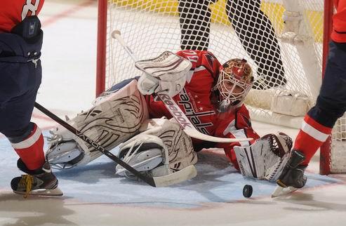 НХЛ. Холтби — первая звезда дня