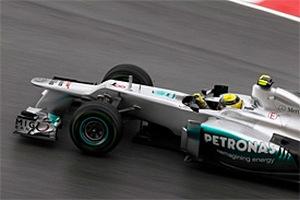 Формула-1. Росберга волнуют проблемы с шинами