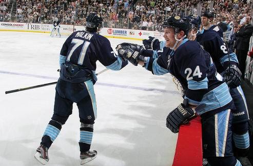 НХЛ. Малкин, Миллер и Овечкин — три звезды недели