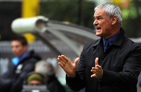 """Моратти: """"Раньери останется в Интере до конца сезона"""""""