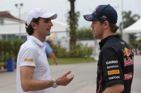 """Формула-1. Де ла Роса: """"Мне гонка понравилась"""""""