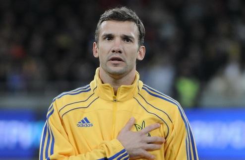 Шевченко не знает, сыграет ли на Евро-2012