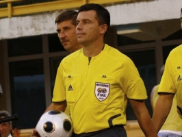 Евро-2012: двое украинских рефери в списке судей еврочемпионата