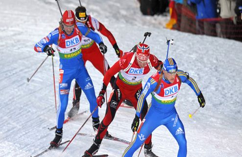 "Биатлон. Российским биатлонистам поставили ""двойку"""