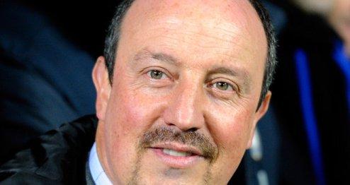 Бенитес не получал предложения от Челси