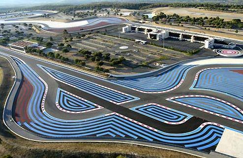 Гран-при Франции может вернуться в Формулу-1