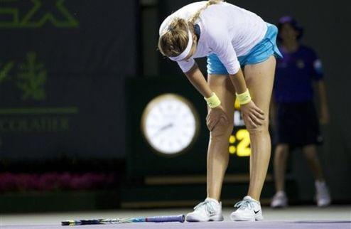 Конец серии Азаренко, непростая победа Надаля
