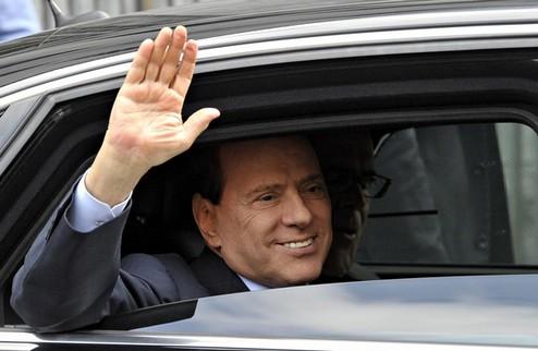 Официально: Берлускони — президент Милана