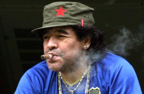 Марадона фанатам Аль-Шабаб: Трусы!