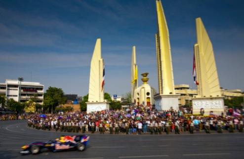 Формула-1. В календаре появится очередной азиатский этап?