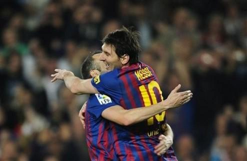 Барселона разбила Атлетик + ВИДЕО