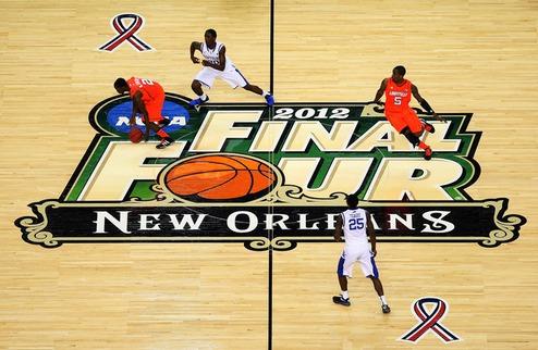 NCAA. Кентукки и Канзас сыграют в Национальном финале