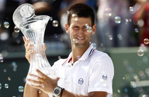 """Джокович: """"Играю в свой лучший теннис"""""""