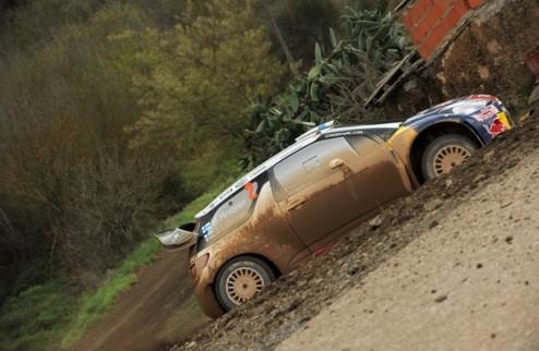 WRC. Хирвонен исключен из итогового протокола ралли Португалии