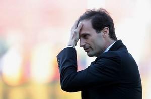 """Аллегри: """"Ожидаю от Барселоны ее лучшей игры """""""