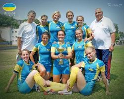 Регби-7. Женская сборная Украины узнала соперников по ЧЕ