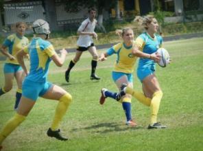 В Одессе состоится международный турнир по женскому регби