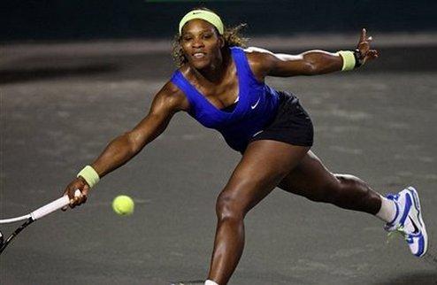 ��������� (WTA). ��������� ���������� ����������, ������� �������� �. �������