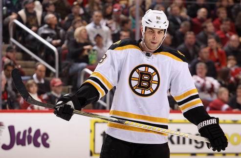 НХЛ. Бостон: Хортон не может восстановиться после сотрясения