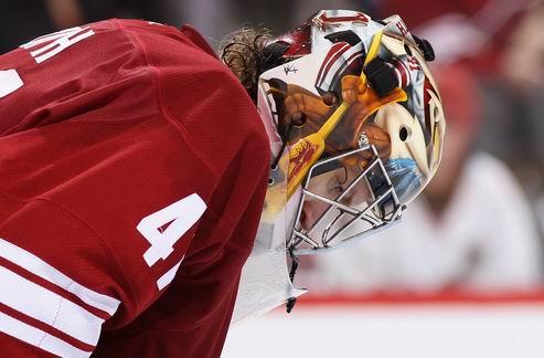 НХЛ. Финикс: Смит установил рекорд Лиги