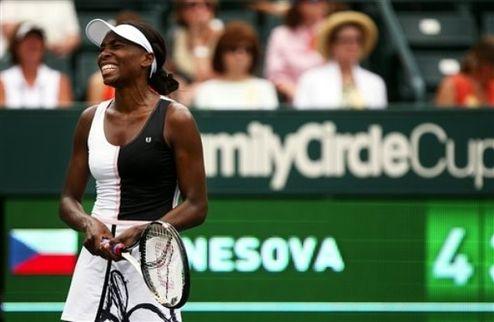Чарльстон (WTA). Уильямс выбивает Янкович