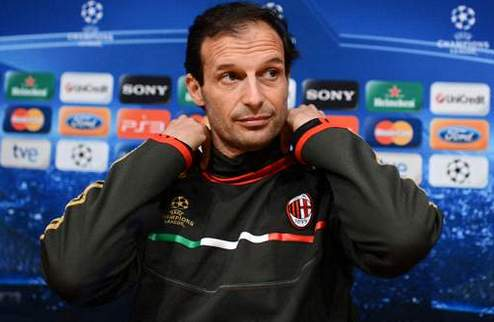 Летом Аллегри может покинуть Милан