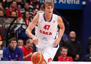 Кириленко — MVP регулярного сезона Единой лиги ВТБ