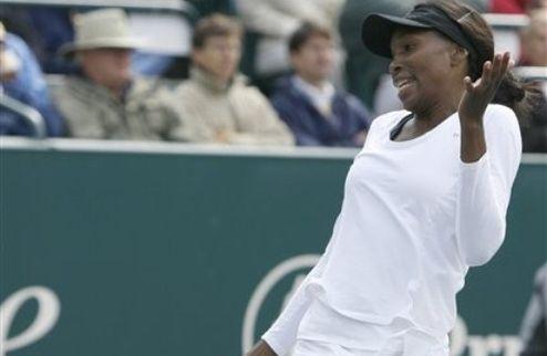 Чарльстон (WTA). Стосур проходит Винус и готовится к Серене