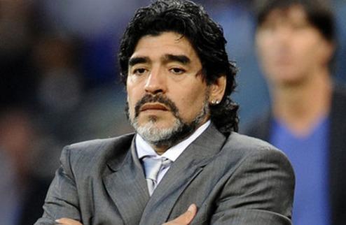 Марадона хочет тренировать сборную Бахрейна