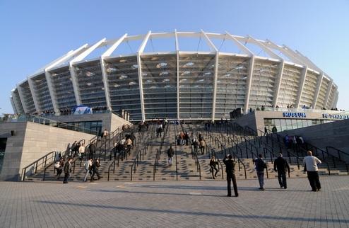 "НСК ""Олимпийский"" признан лучшим стадионом Евро"
