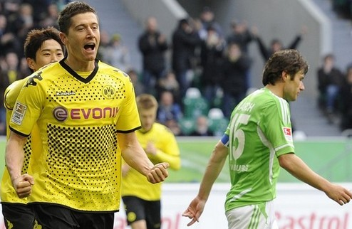 Дортмунд и Бавария обменялись победами + ВИДЕО
