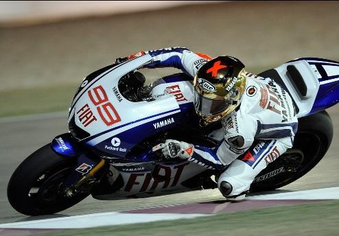 MotoGP. Гран-при Катара. Победа Лоренсо, двойной подиум Хонды