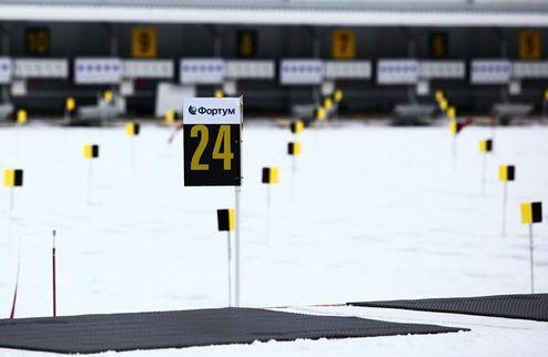 Биатлон. С 2014 года в Тюмени могут проводиться этапы Кубка мира