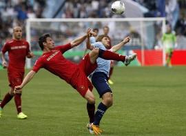 Рома интересуется игроками Кальяри